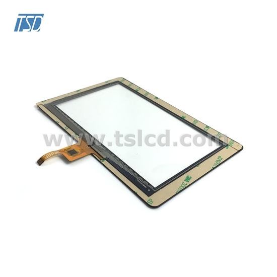tft lcd cover lens for 7inch TFT module