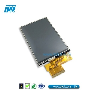 High resolution VGA 480x640 resolution 3.5 inch tft lcd dispplay with ILI9805C controller