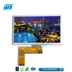 "1000nits 7"" TFT LCD Display"