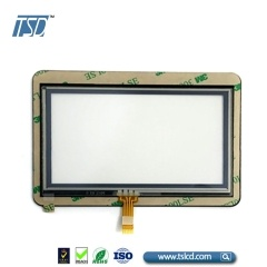 4.3'' 480X272 tft lcd with AR,AG,AF coating