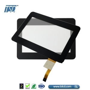 4.3'' tft lcd screen 500cd/m2 with CTP
