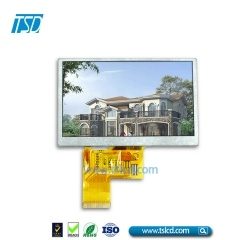 4.3inch tft lcd screen