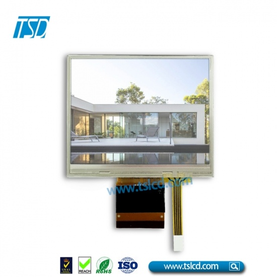 3.5 inch hvga 320X480 color TFT lcd touch screen
