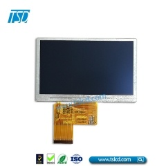 4.3 inch tft lcd display with capacitive touch screen