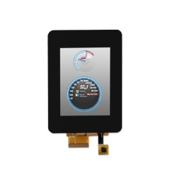 3.2inch 240x320 TFT LCD with CTP