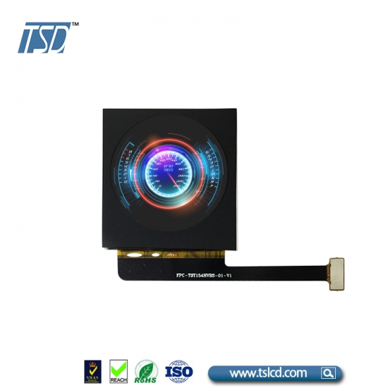 Beste 320*320 resolution 1.54 inch IPS TFT lcd with MIPI interface