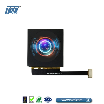 Best 320*320 resolution 1.54 inch IPS TFT lcd with MIPI interface