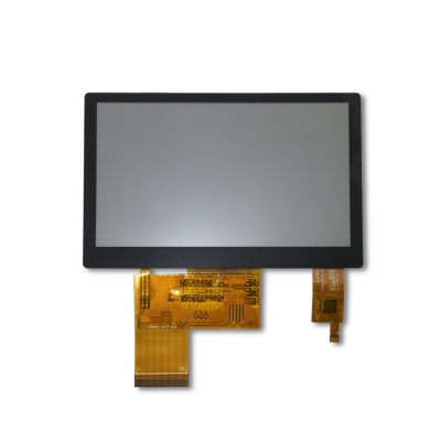 4.3 inch tft lcd screen with CTP