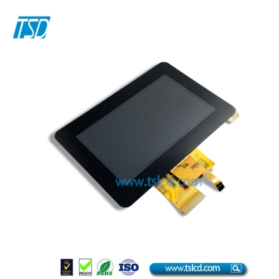 4.3inch TFT lcd with CTP