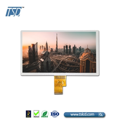 "8""wide temperature lcd"