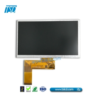 7 inch tft lcd module for navigation
