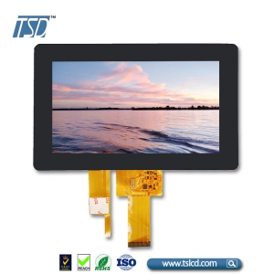 "7"" TFT LCD with CTP"