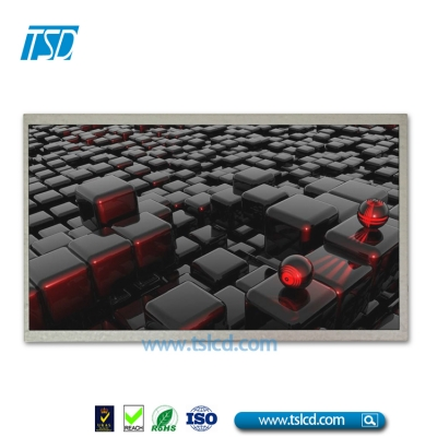 10.1 inch color TFT 1280x800 resolution IPS display
