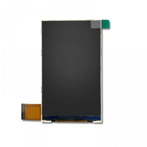 480x800 resolution 3.97 inch  IPS color LCD display with SPI and RGB interface