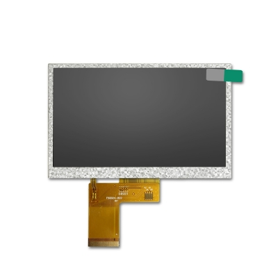 480x272 resolution 5 inch tft lcd display