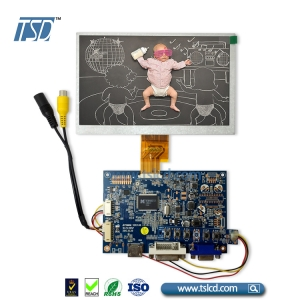 7.0 inch TFT with HDMI interface