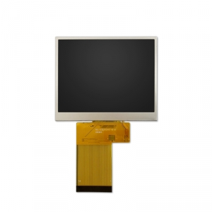 3,5-Zoll-QVGA-ips-tft-lcd-display mit hoher Helligkeit