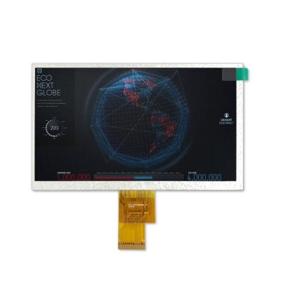 square pixel 7 inch TFT LCD
