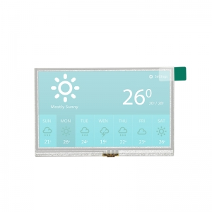 4.3 TFT LCD with SSD9163