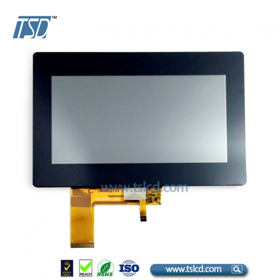7 inch TFT LCD 800*480 with MCU interface