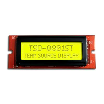 8x2 character lcd